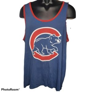 47 Chicago Cubs tank top size Large